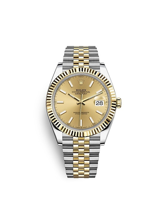 Gold, Small size Datejust