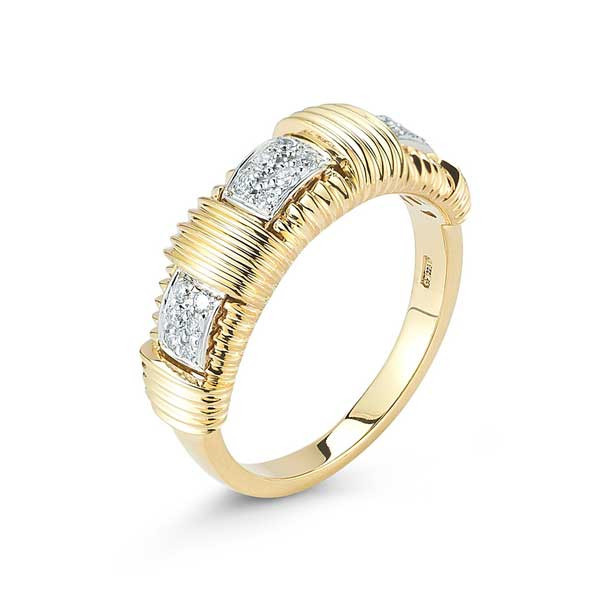 Roberto Coin Appassionata Diamond Ring