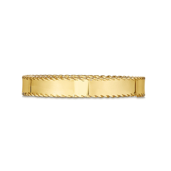 Roberto Coin Yellow Gold Symphony Golden Gate Ring