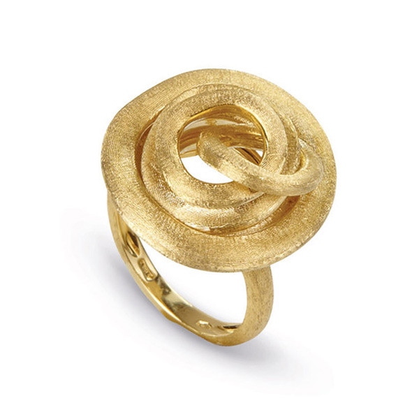 Marco Bicego Jaipur Link Yellow Gold Twist Ring