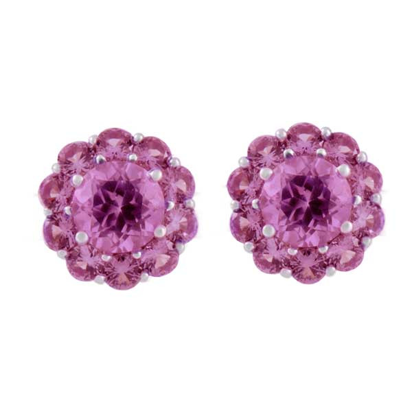 Color My Life Alexandrite Stud Earrings