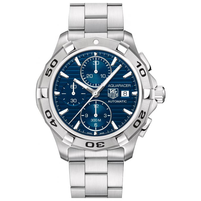 Tag Heuer Aquaracer Calibre 16 Automatic Chronograph Watch