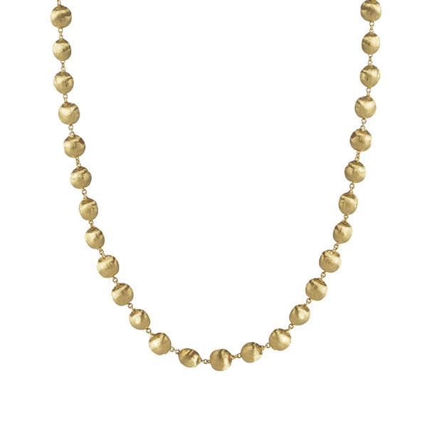 Marco Bicego Yellow Gold Bead Necklace