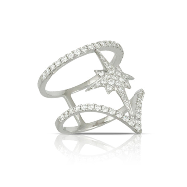 Diamond Star Gladiator Ring