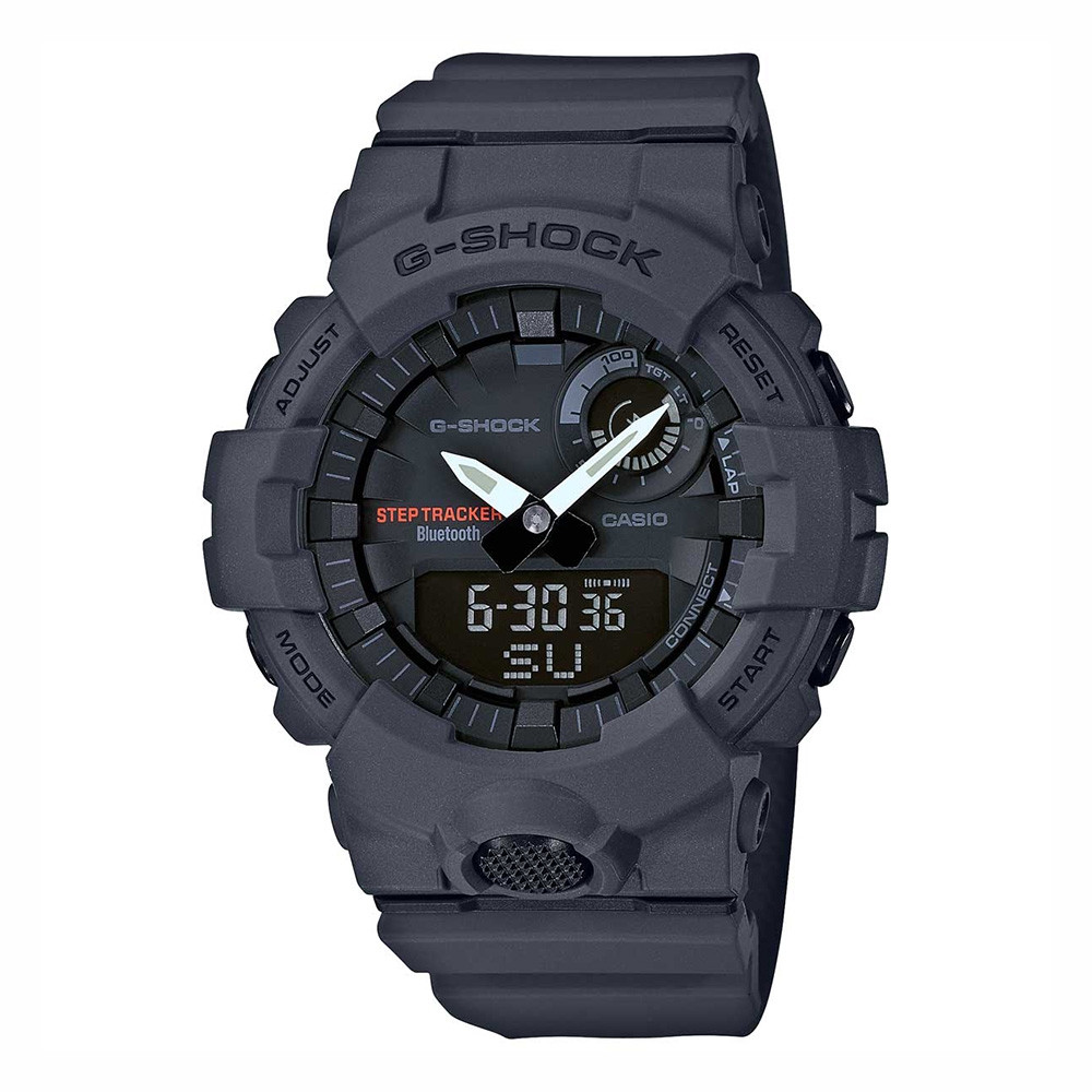 G-Shock G-Squad Black & Red Fitness Training Watch