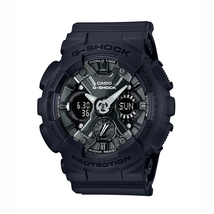 Casio G-Shock Black Resin S Series Watch