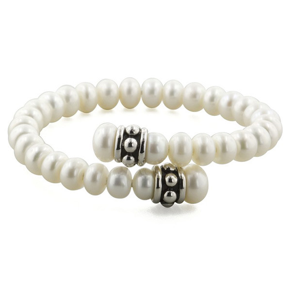 Honora Freshwater Cultured Pearl Coil Bracelet