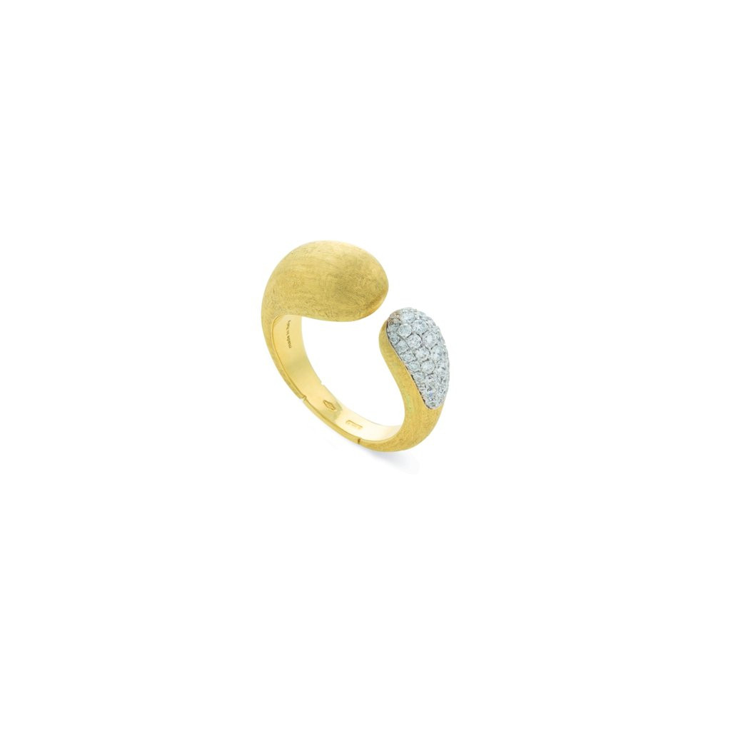 Marco Bicego Lucia Gold and Diamond Link Ring