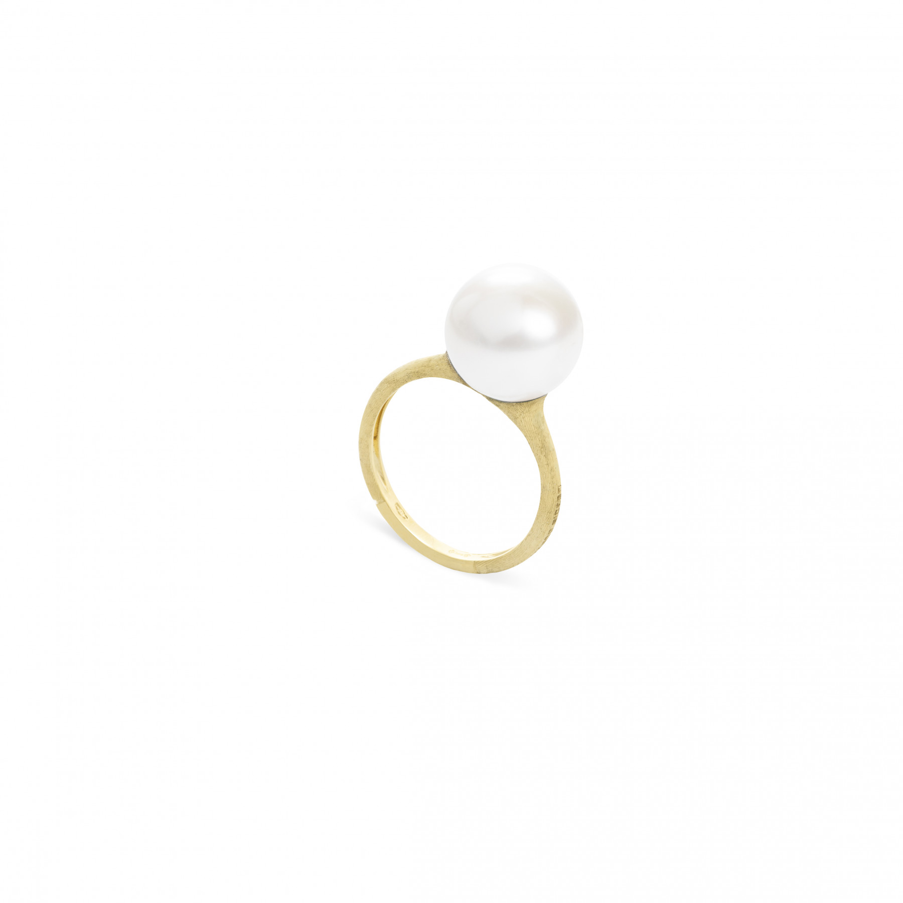 Marco Bicego Africa Boules Pearl Ring in 18K Gold