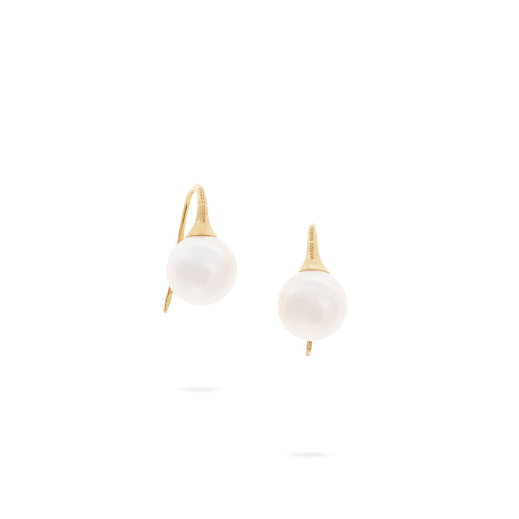 e22af249ce9 Marco Bicego Africa Pearl Drop Earrings