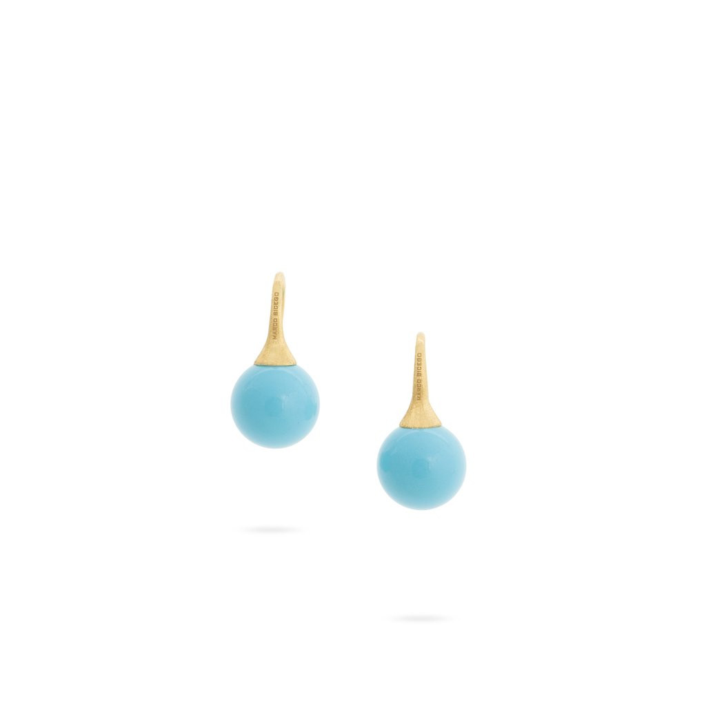 Marco Bicego Africa Turquoise Drop Earrings main image