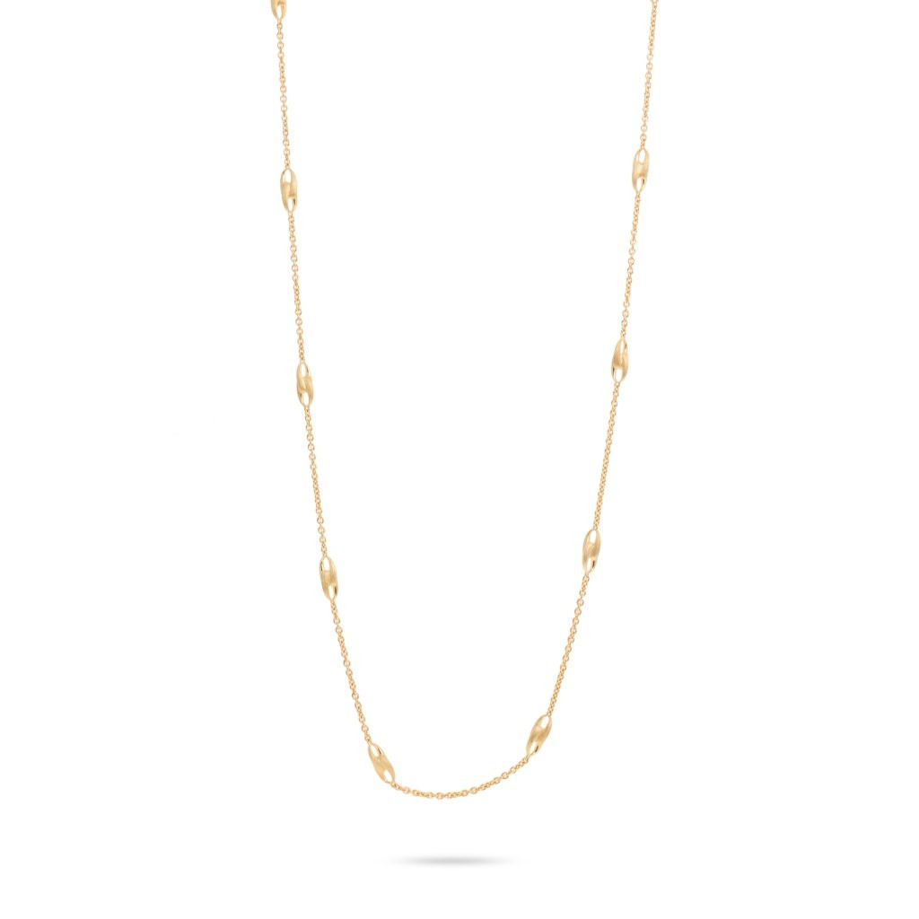 Marco Bicego Lucia Link Necklace in 18K Yellow Gold Main Image