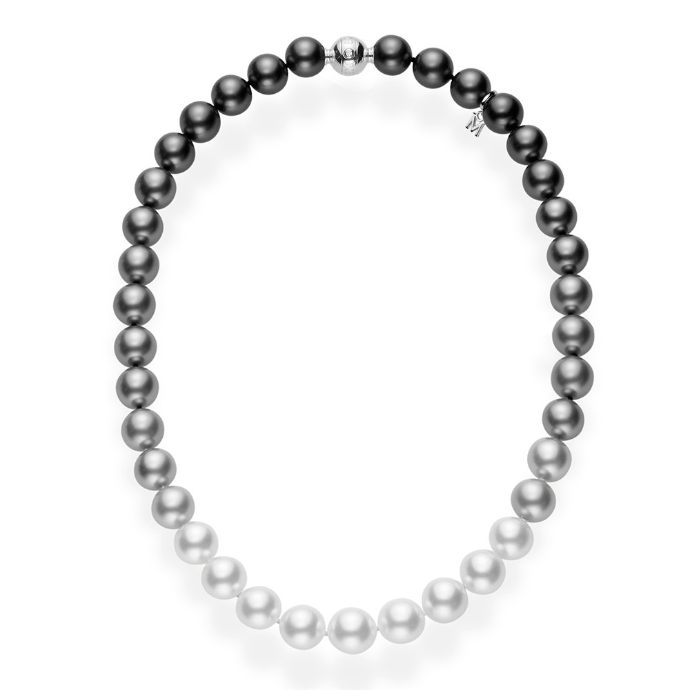 Mikimoto Ombre South Sea Pearl Opera Necklace