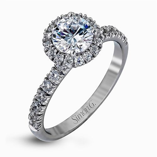 Simon G. MR1811 Engagement Ring