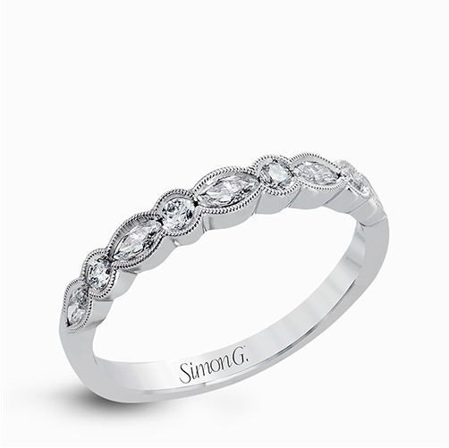 Simon G. MR2399 Duchess Wedding Band