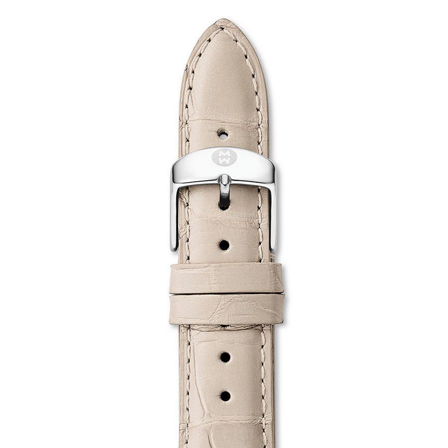 Michele Cashmere Alligator 16mm Watch Strap