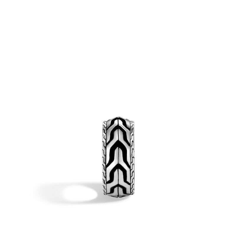 John Hardy Asli Classic Chain Ring in Sterling Silver