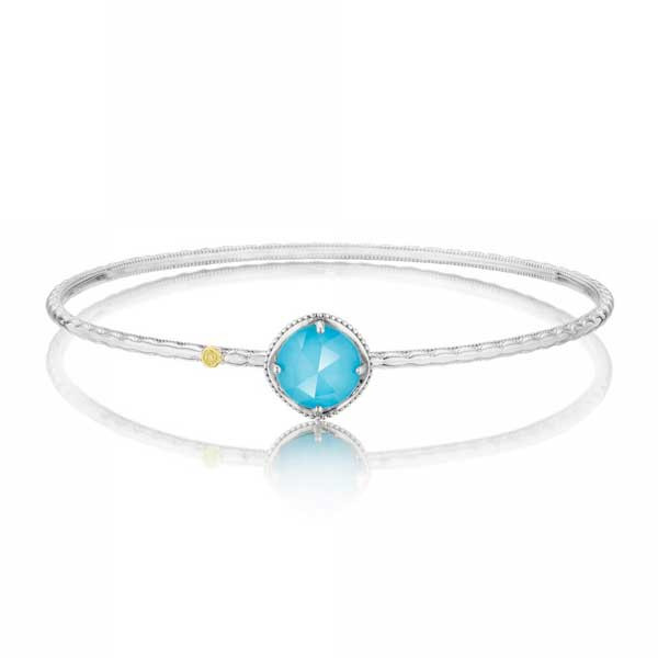 Tacori Island Rains Turquoise Bangle