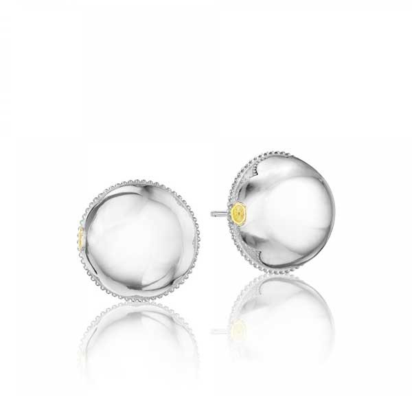 Tacori 18K925 City Lights Sterling Silver Studs