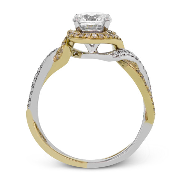 Simon G. MR2708 Fabled Engagement Ring Setting