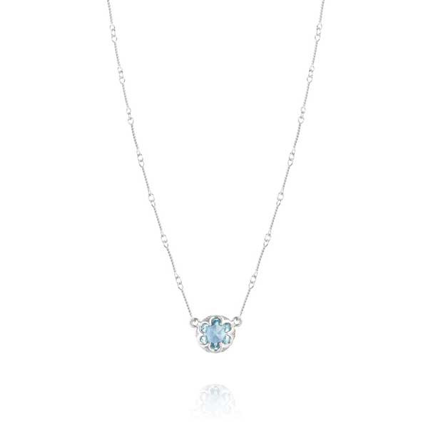Tacori Sonoma Skies Blue Topaz Necklace