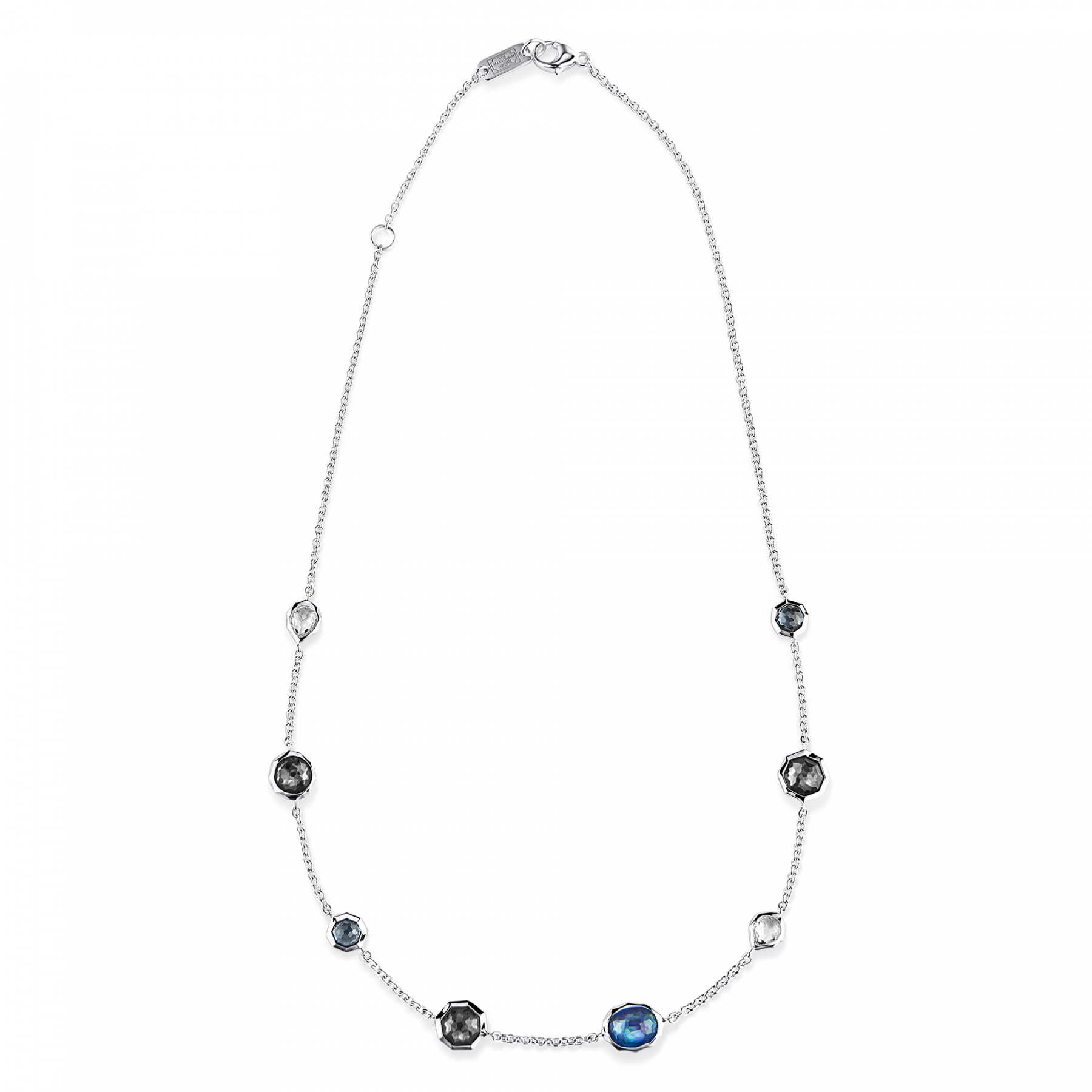 Ippolita Rock Candy Mini Blue Gemstone Necklace