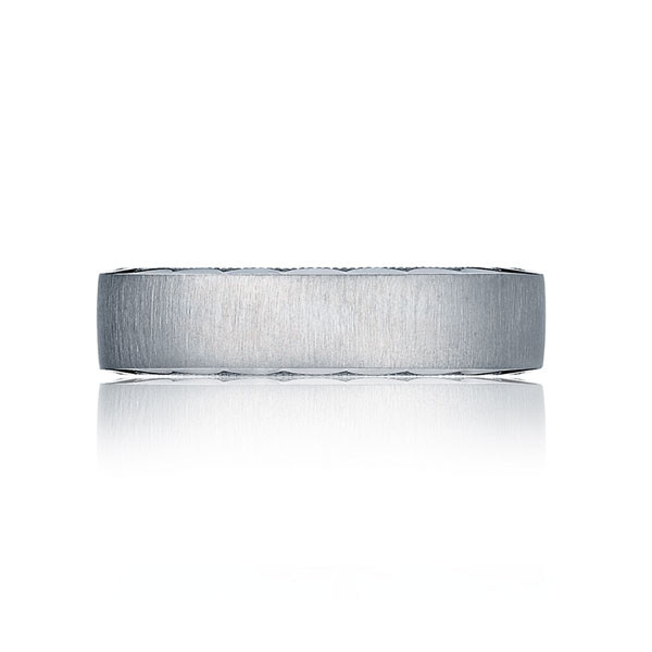 Tacori Crescent 7mm Wedding Band