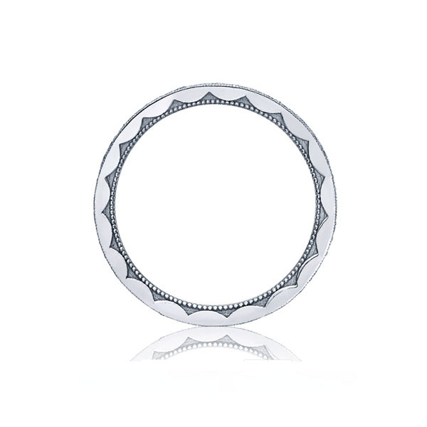 Tacori Sculpted Crescent Wedding Band 41-1.5