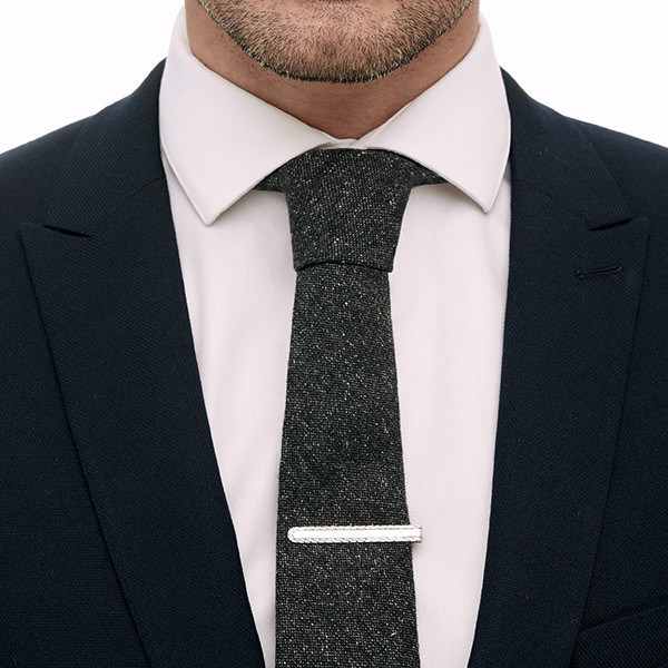 John Hardy Tie Clip On Model