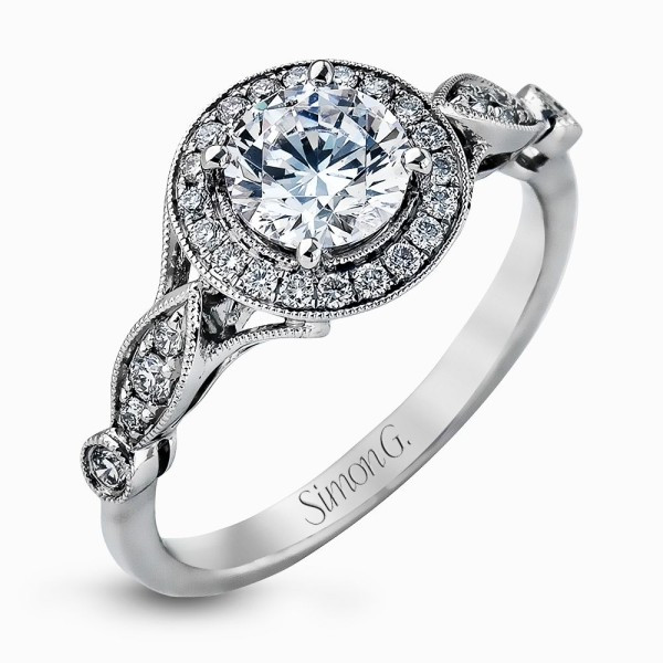 Simon G. TR523 Passion Engagement Ring