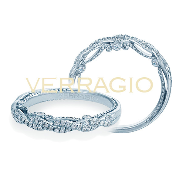 Verragio Insignia INS-7074 Wedding Band