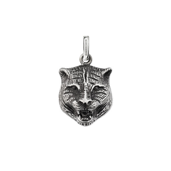 Gucci Blind For Love Gatto Charm Pendant