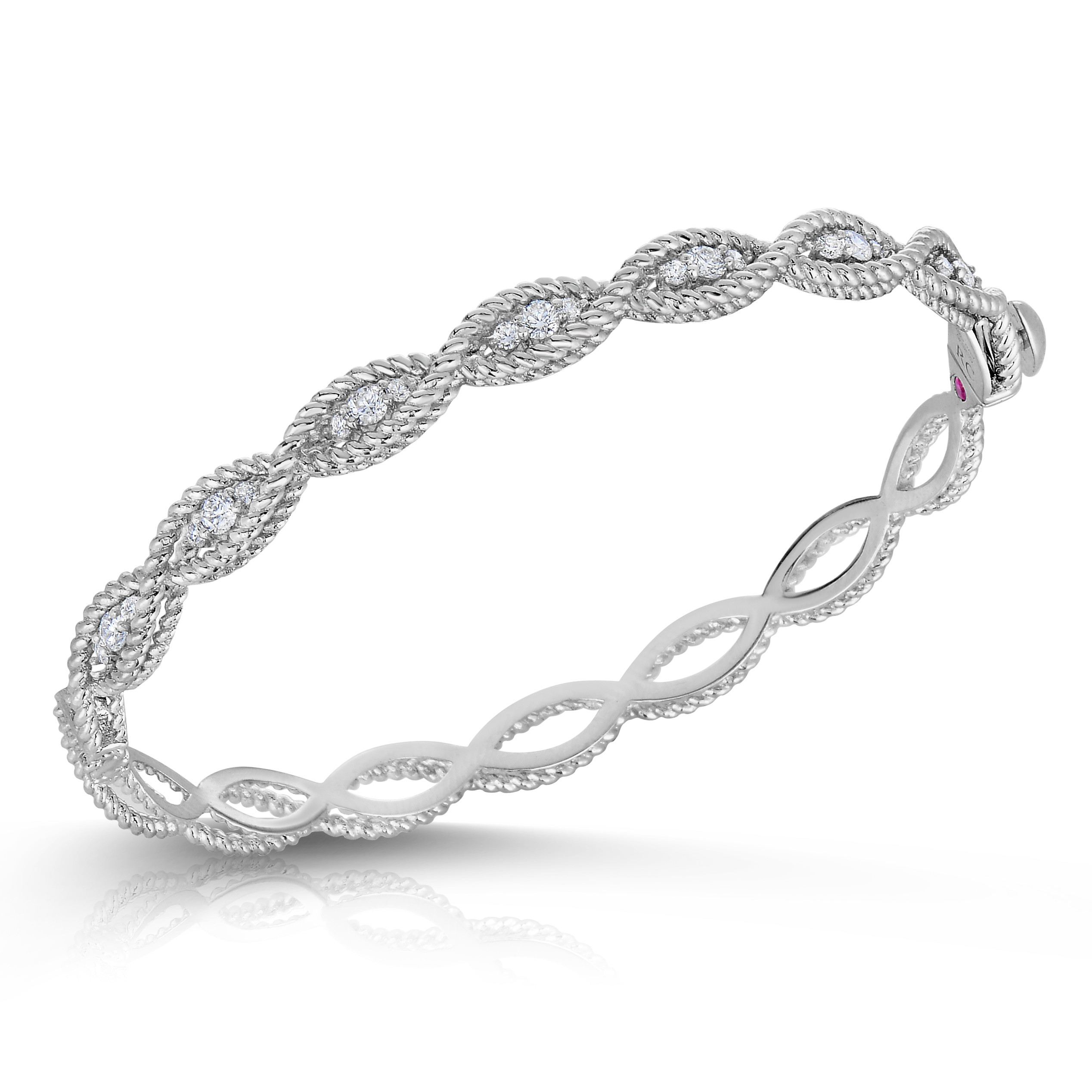 tennis tiffany co platinum line victoria marquise bracelet diamond