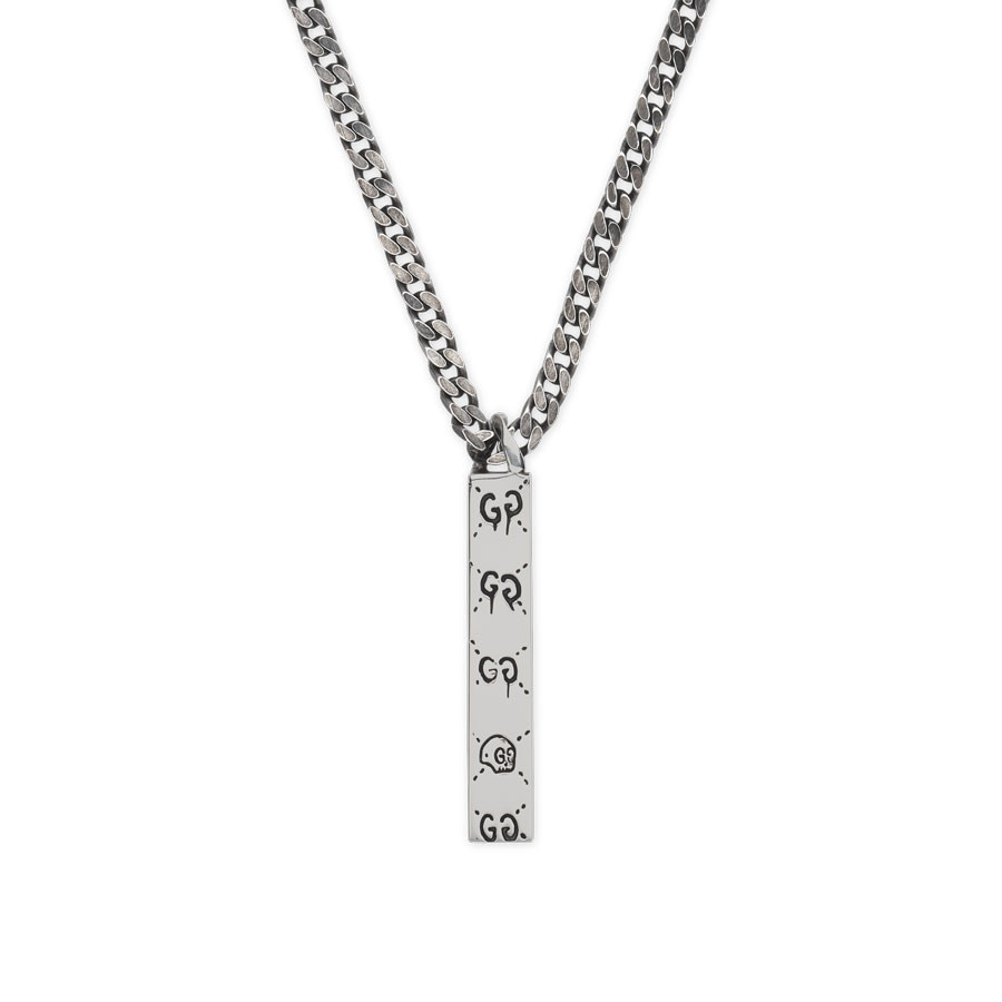 gucci necklace mens. zoom gucci necklace mens n