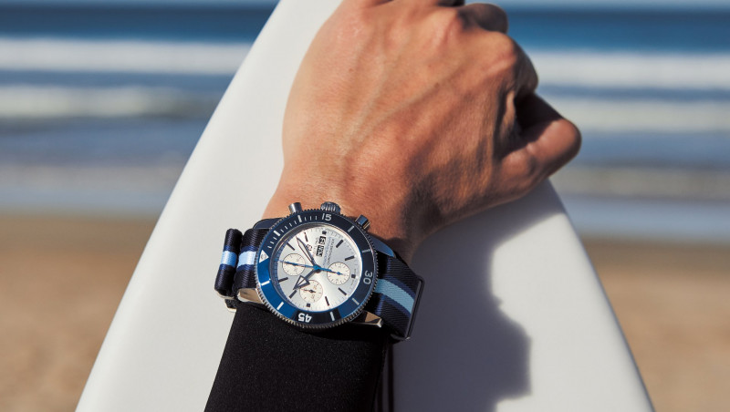 Breitling Limited Edition Ocean Conservancy Watch