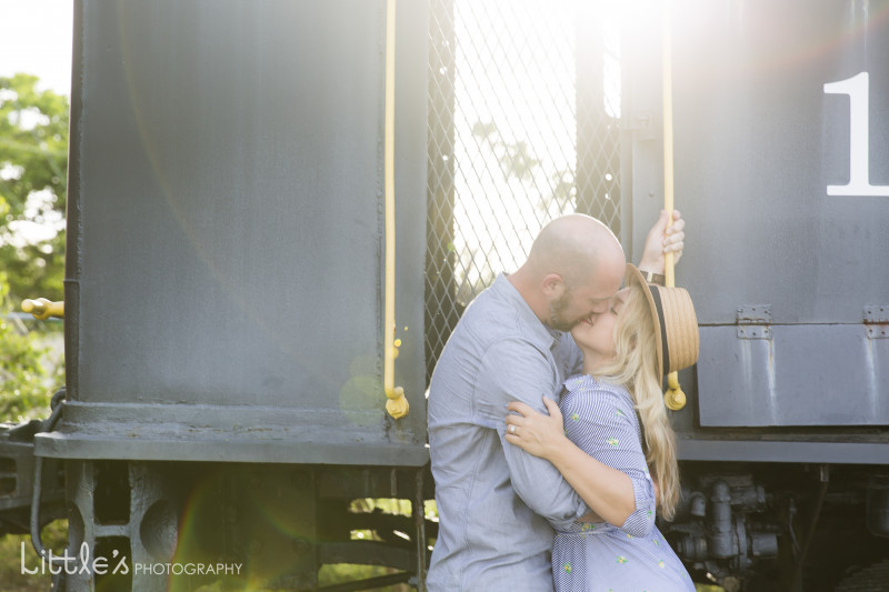 J.R. Dunn Couple and Little's Photography Proposal Photoshoot