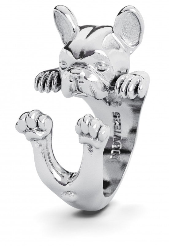 Dog Fever French Bulldog Ring