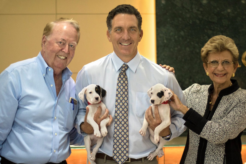 Dunn Family - Diamond in the Ruff Program