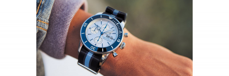 Breitling Limited Edition Ocean Conservancy Watch Launch