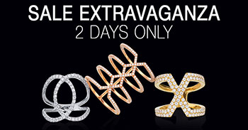 JR Dunn Jewelers Annual 2 Day Sales Extravaganza