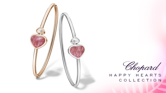 Chopard Happy Hearts Collection