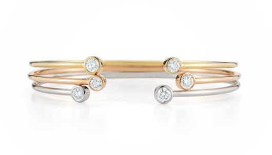 Forevermark Love and Friendship bracelets