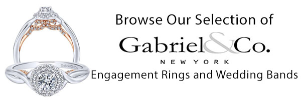 Gabriel & Co. Engagement Rings & Wedding Bands