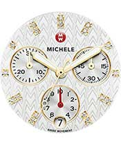 Michele Chronograph Model ETA 251 Watch Face