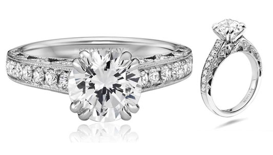Scott Kay Engagement Rings Wedding Bands