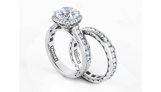 Tacori Dantela Engagement Rings