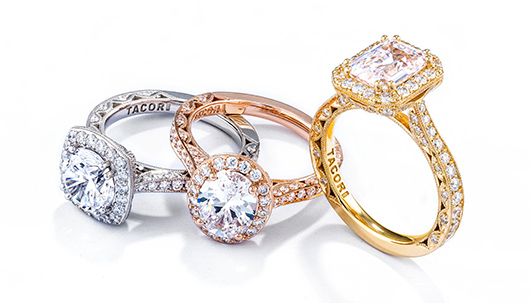 Tacori RoyalT Engagement Rings