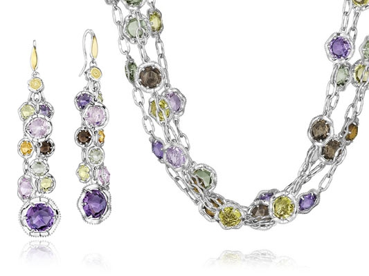 Tacori Color Medley Collection