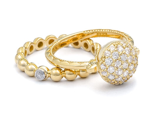 Tacori Gold Jewelry