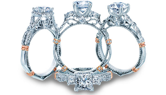 Verragio Parisian Engagement Rings